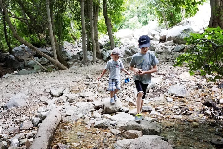 Simple Outdoor Adventure Activities for Kids