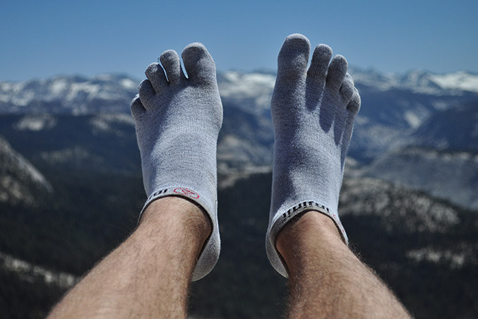 Perfect Hiking Socks to Prevent Blisters